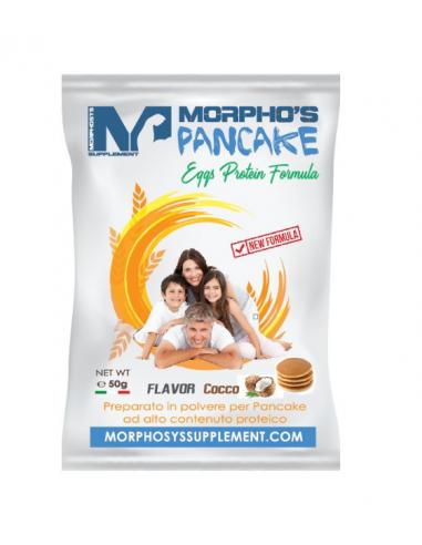 Morpho's Pancake Eggs Protein preparato in polvere gusto Cocco